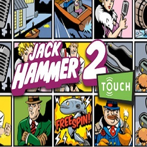 Jack Hammer 2 Touch Spielautomat
