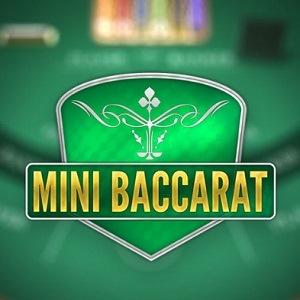Mini Baccarat Spiel