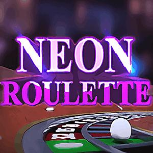 Neon Roulette Spiel