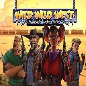 Wild Wild West: The Great Train Heist Spielautomat