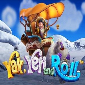 Yak, Yeti & Roll Spielautomat